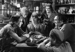 A Tale of Two Cities (1935) Directed by Jack Conway Shown clockwise, from left: Fritz Leiber, Barlowe Borland, Blanche Yurka, Lucille La Verne, Mitchell Lewis