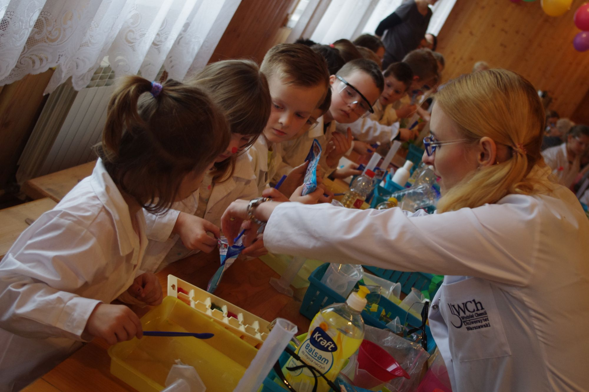 Manufacture of Scientists 07